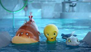 Diep in de Zee, nieuwe bioscoopfilm, familiefilm