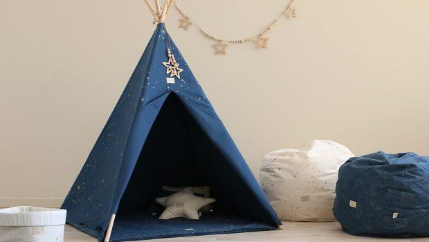 Tipi Tent Kinderkamer : Nobodinoz kinderkameraccessoires boyslabel