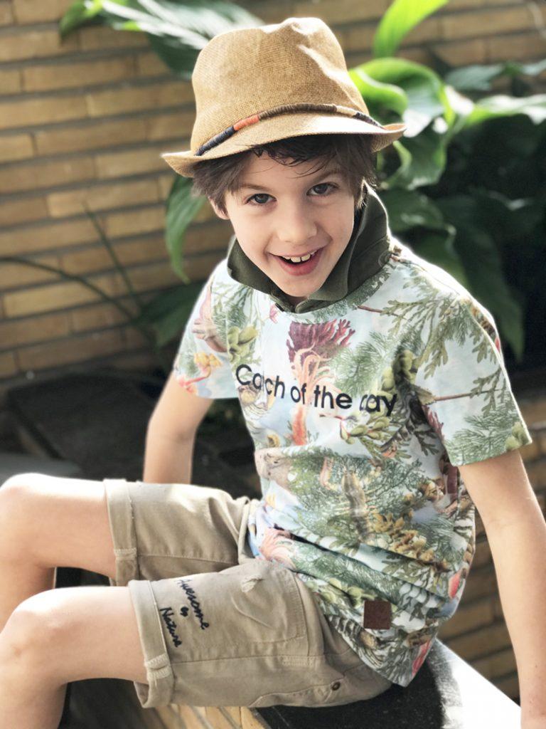 SKURK, jongenskleding, zomerkleding jongens