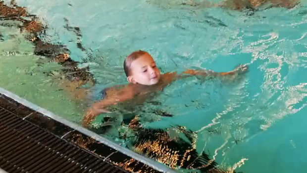leren zwemmen
