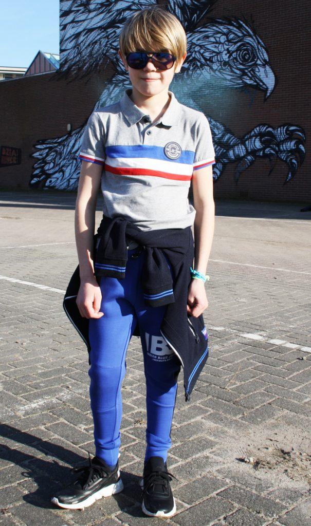 indian blue jeans, sportieve jongenskleding, polo shirt jongen
