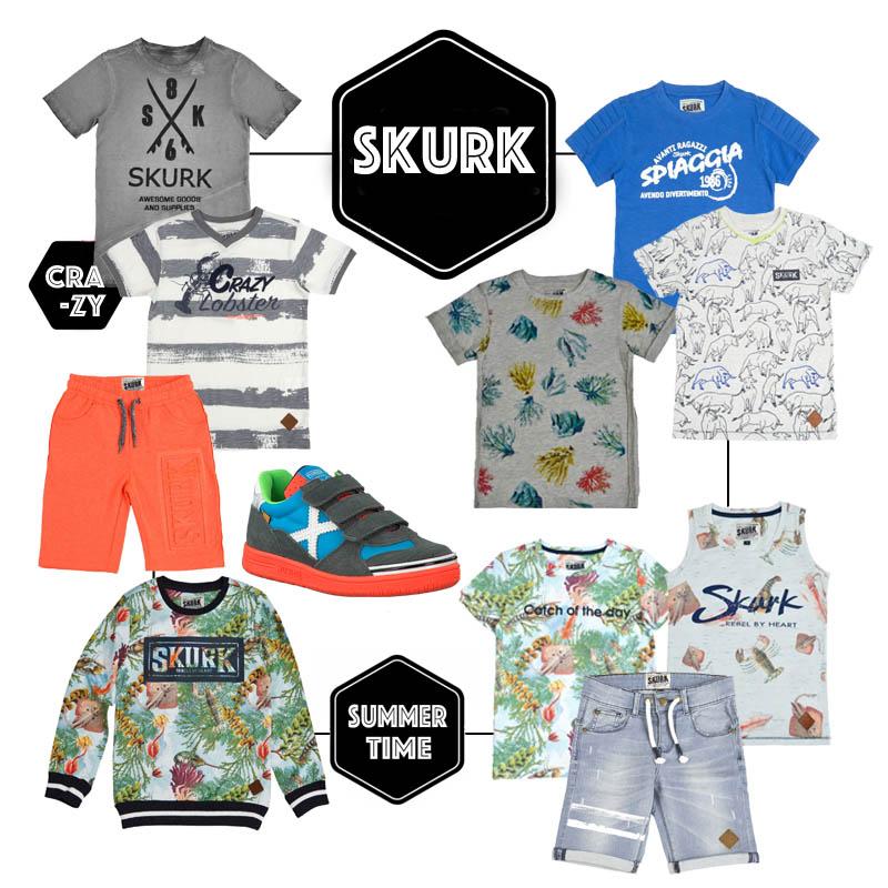 SKURK, zomerkleding jongens