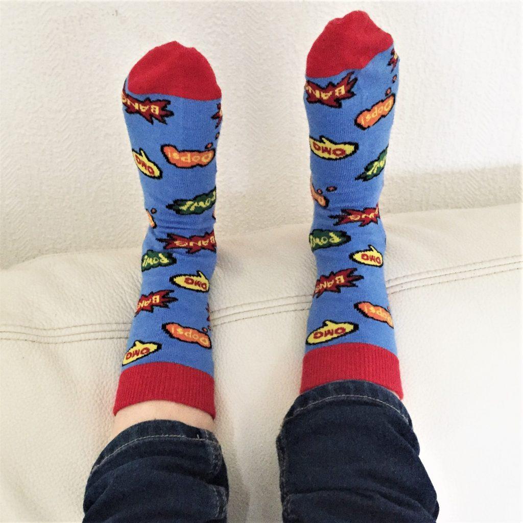 bonnie doon, kindersokken, jongens sokken