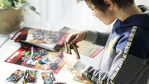 lego ninjago ruilkaartenspel