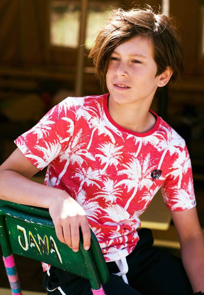 zomerkleding jongens, jake fischer