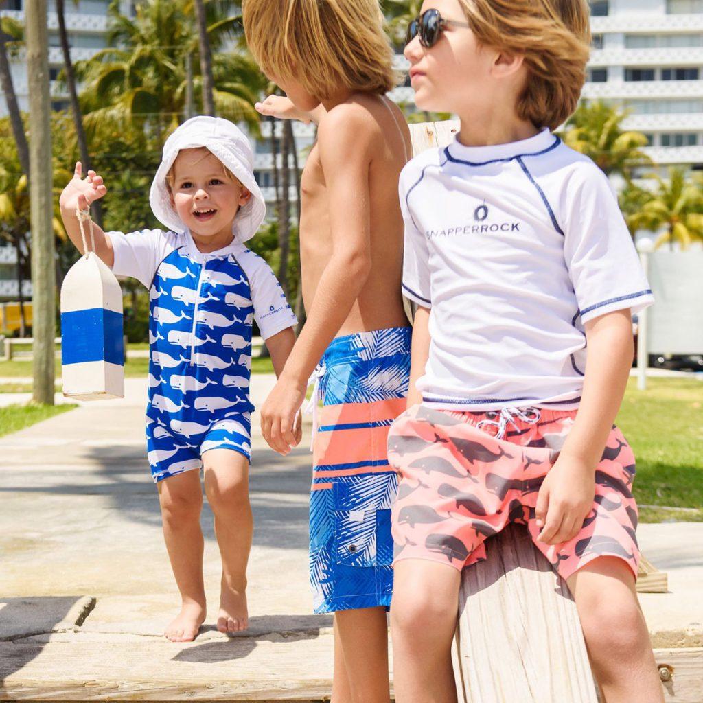zwemkleding voor jongens, Jongens zwembroeken