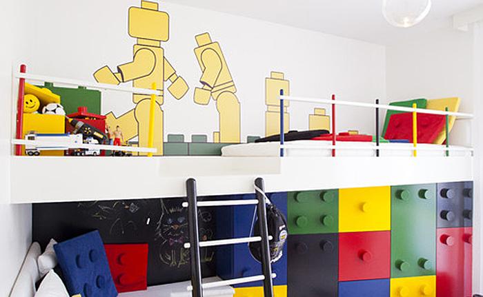 LEGOKAMER, lego kamer, jongenskamer, kinderkamer, legokamer accessoires
