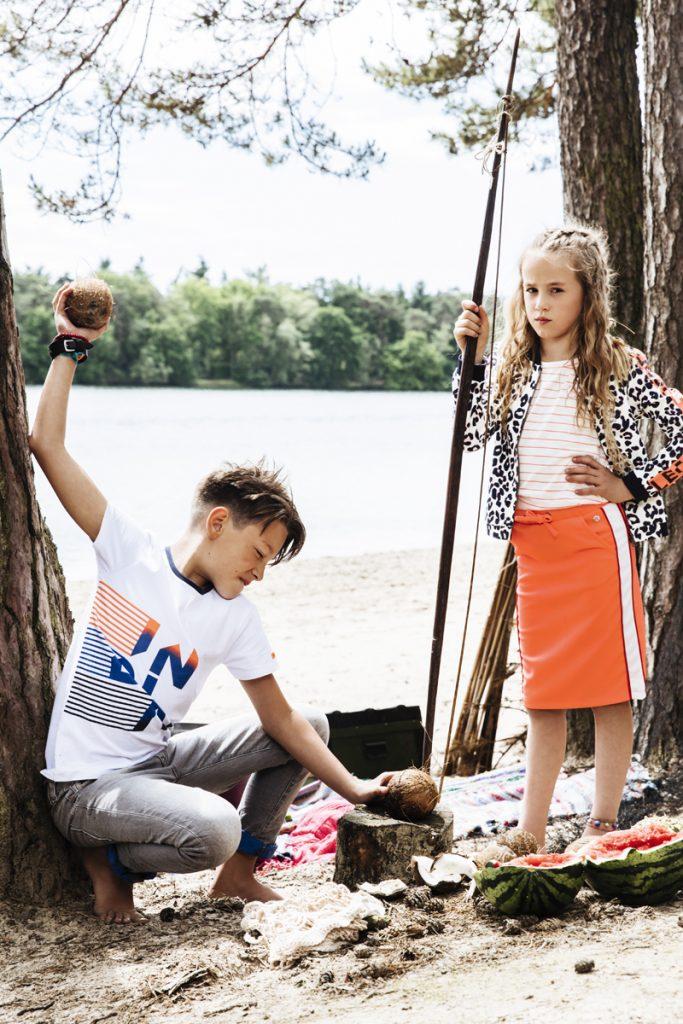 indian blue jeans, kindermode zomer 2018, zomerkleding jongens