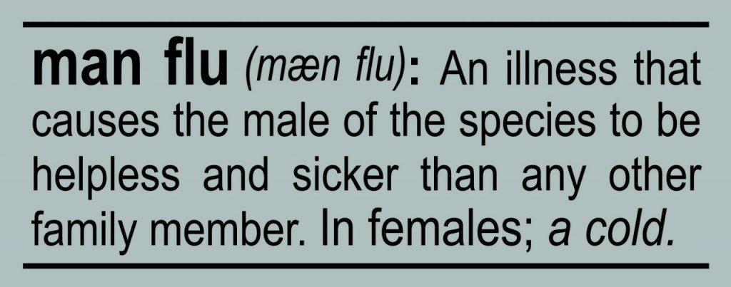 mannengriep