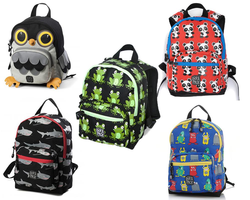 184ac88b823 Grappige peuter rugzakjes van Pick&Pack | Kindertassen BOYSLABEL
