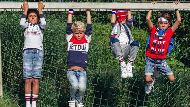 sportieve kinderkleding
