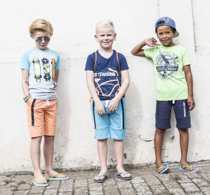 zomerkleding jongens, tygo vito derde levering