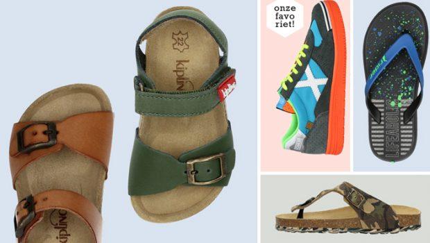 zomerschoenen jongens, kinderschoenen trends