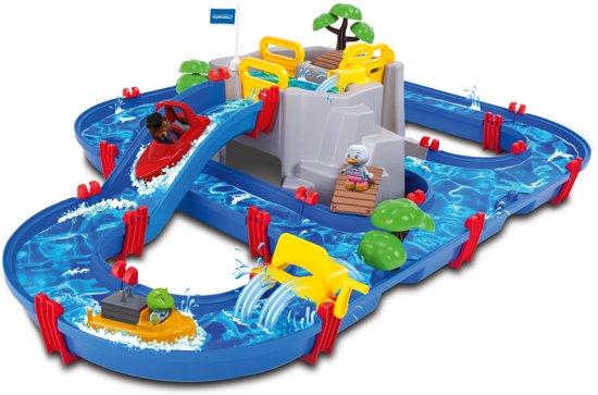 water speelgoed, speelgoed met water, aquaplane, jongenscadeau, buitenspeelgoed, jongensspeelgoed
