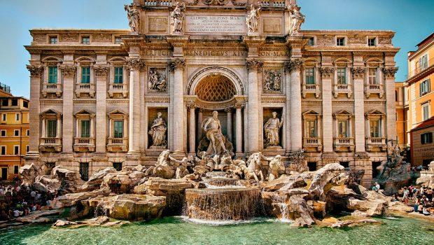 reis naar rome