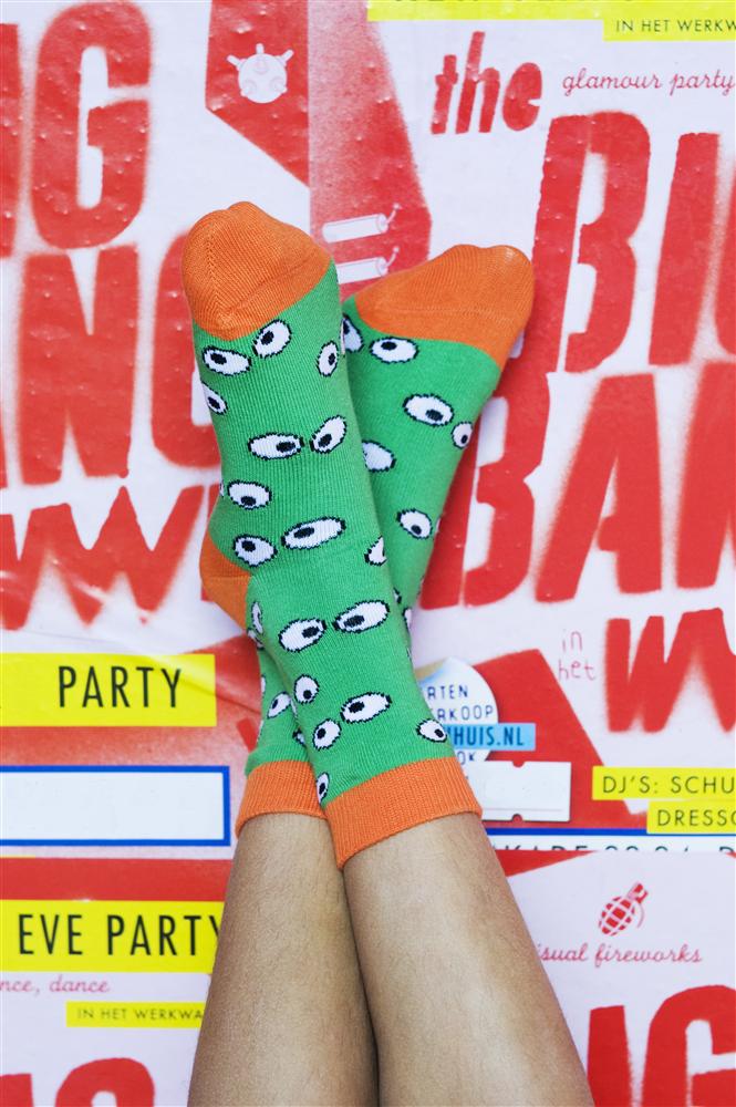 leuke kindersokken, bonnie doon, jongens sokken