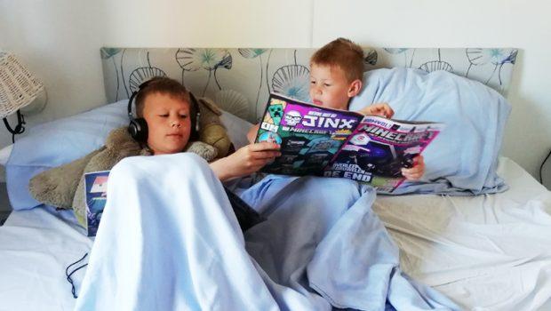 minecraft magazine