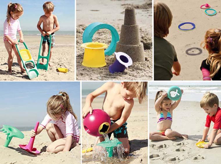 waterspeelgoed, strandspeelgoed, zandbakspeelgoed