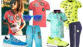 zomerkleding jongens, kinderkleding zomer 2018, jongens kleding setjes