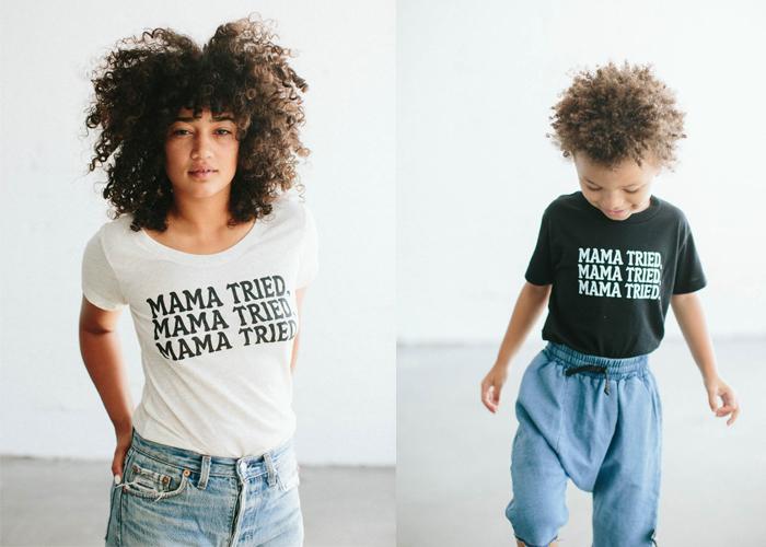 Twinning moeder zoon, moeder zoon kleding