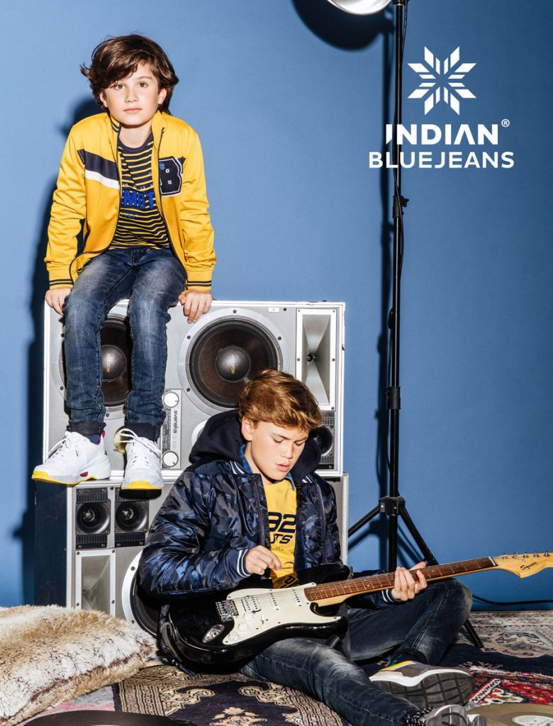 Indian BLue Jeans winter collectie, Indian Blue Jeans 2018-2019, stoere jongenskleding, indian blue jeans online kopen