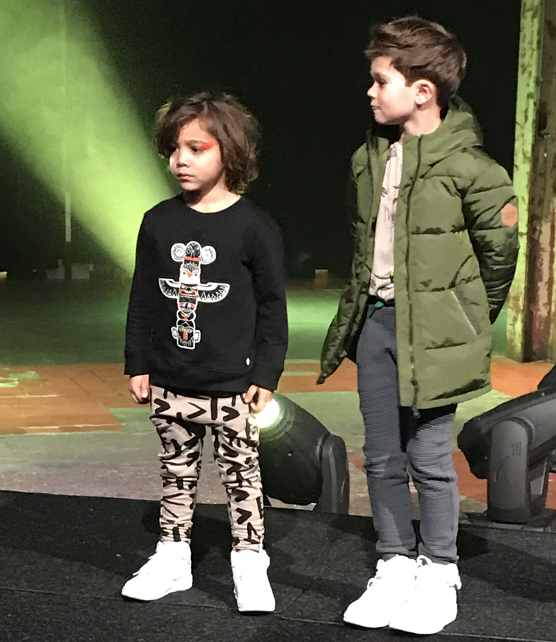 Kindermode trends winter 2018-2019, kidsfashion, kindermodebeurs, kindermode winter 2018