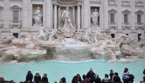 stedentrip rome, trevi fontein, bezienswaardigheden rome