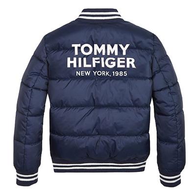 tommy hilfiger, tommy hilfiger kinderjas online kopen, winterjassen jongens