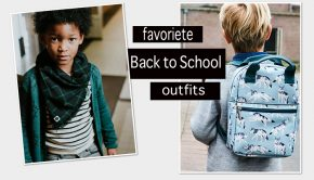 Back to school outfits voor jongens, back2school, jongenskleding winter 2018