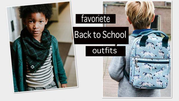 Back to school outfits voor jongens, back2school, jongenskleding winter 2018
