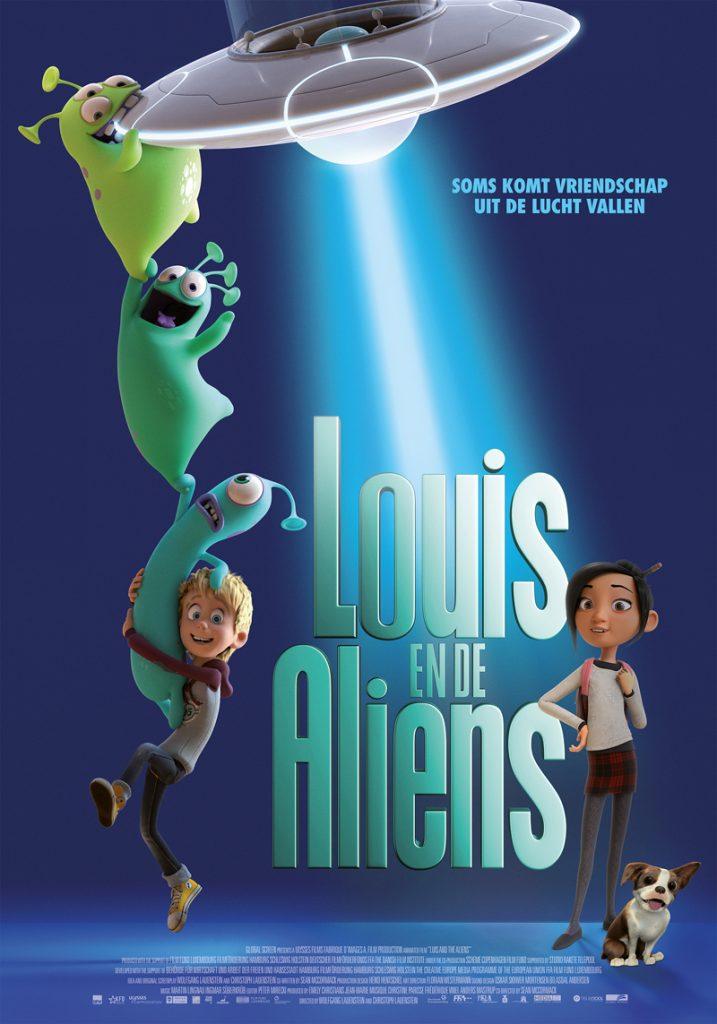 Louis en de Aliens, kinderfilm