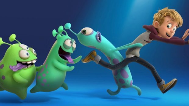 Louis en de Aliens, kinderfilm, bioscoopfilm