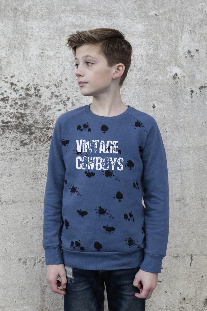 Vintage Cowboys, VintageCowboys, jongenskleding, tienerkleding, kindermode winter 2018-2019, boyslabel