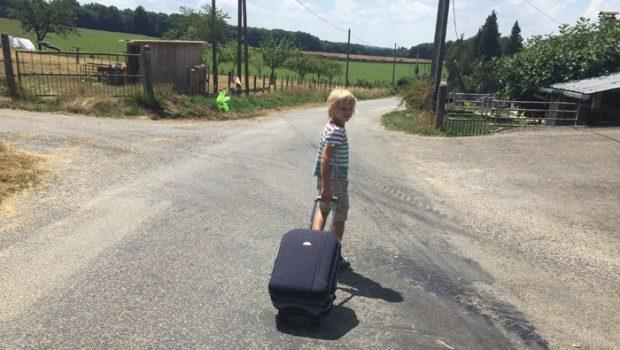 kind op zomerkamp, zomerkamp in frankrijk, kindervakantiekamp