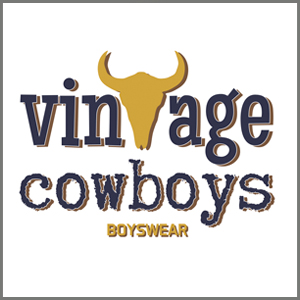 vintage cowboys, jongenskleding shops