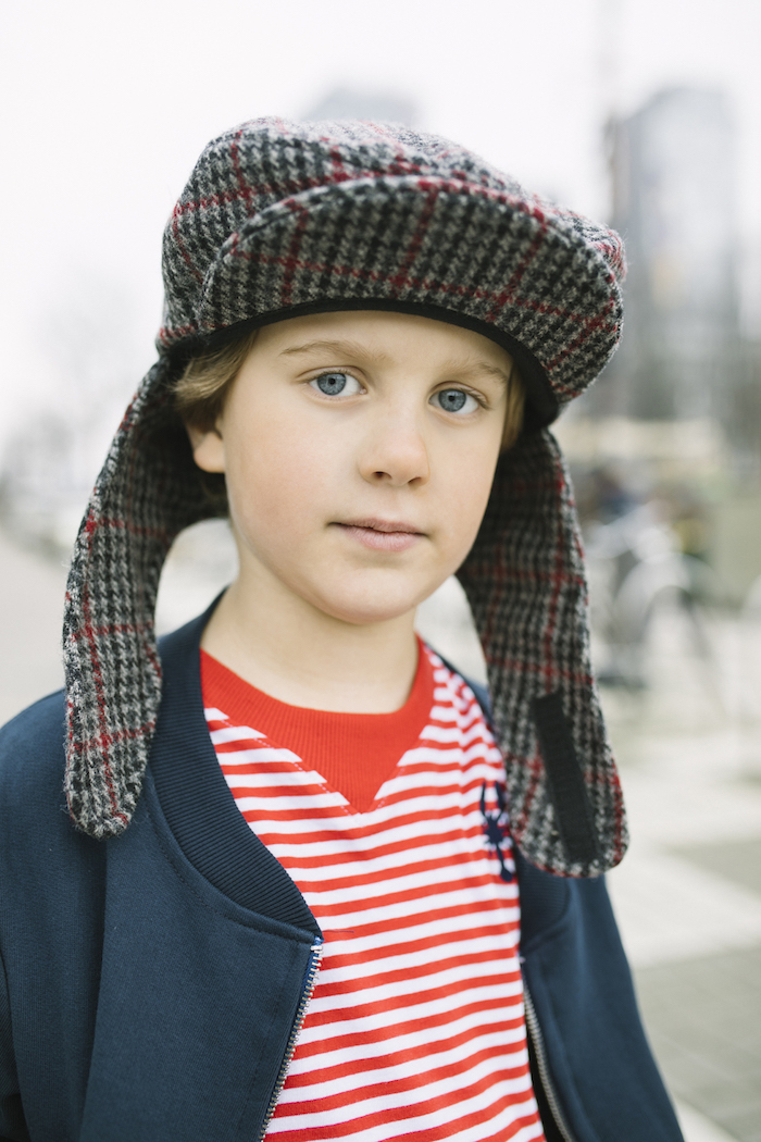 TheHarbourKids_26, the harbour kids, rood wit gestreept, gestreepte trui, stripes, muts, herstcollectie