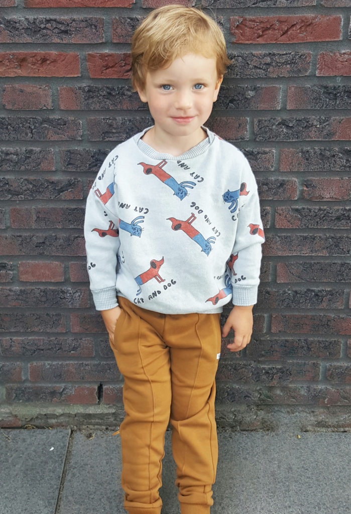 jogger kind, joggingbroek jongen, kindermode trend winter 2018