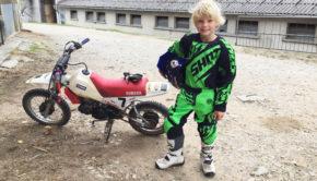 motorcross, crossmotor kind, mijn zoon wil motorcross