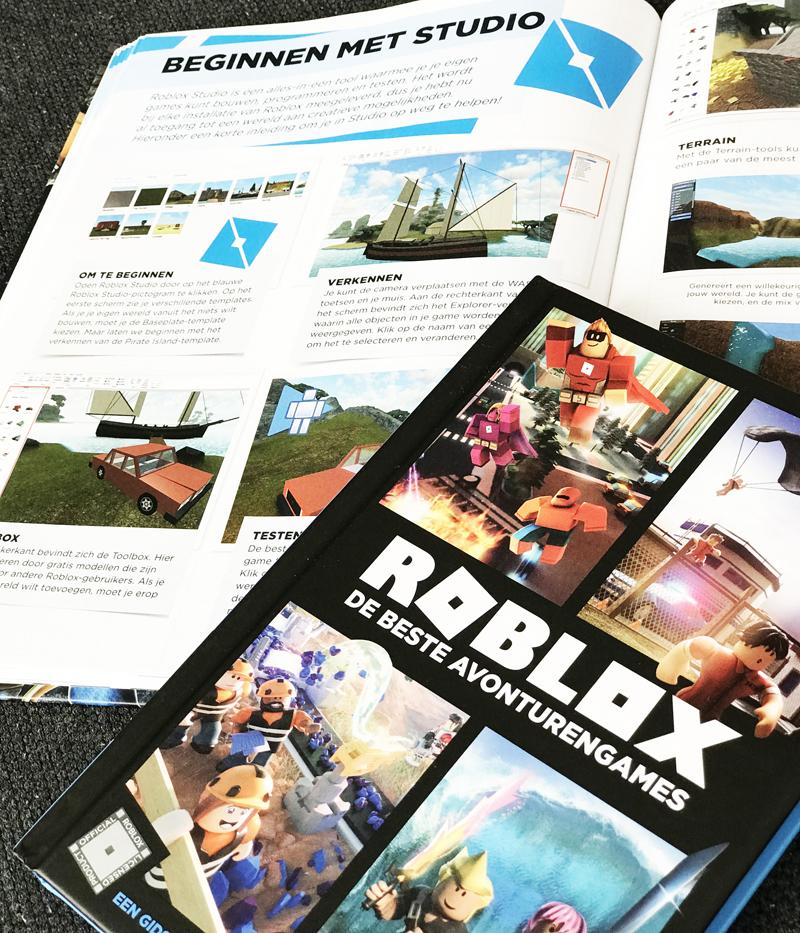roblox boeken, Roblox de beste avonturen games