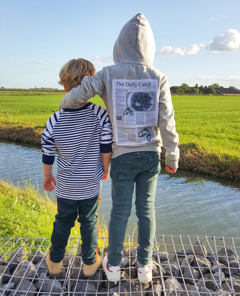the harbour kids, stoere hoodie, bretonse trui, the harbour kids review, boyslabel