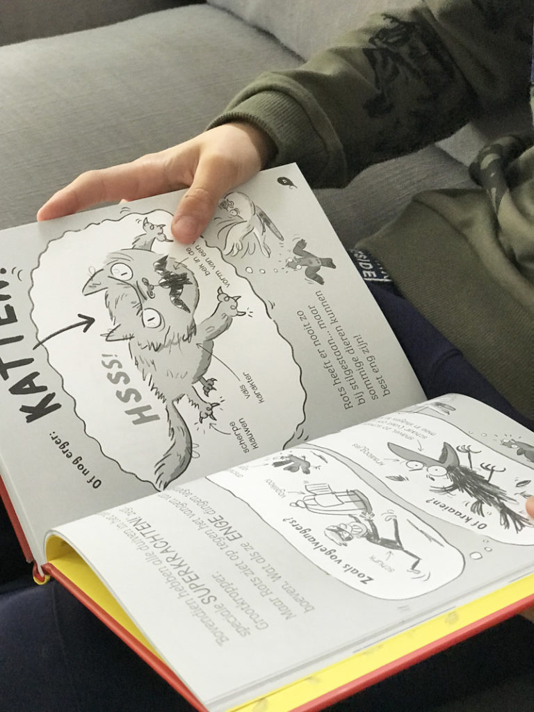 Echte duiven vangen boeven, andrew mcdonald, kinderboek, jongensboek