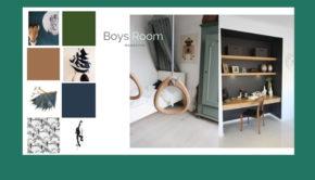 jongenskamer stylen, boysroom makeover, jongenskamer veranderen