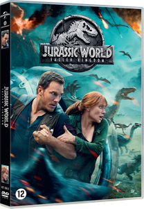 jurassic world fallen kingdom DVD winactie