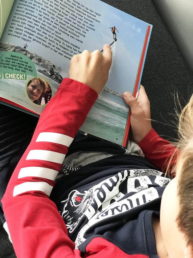 klaas kan alles boek, kinderboek review, boyslabel, jongensboeken