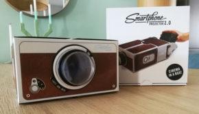 smartphone projector, smartphone gadgets, smartphonehoesjes