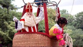 Sinterklaas en de vlucht door de lucht, sinterklaasfilm