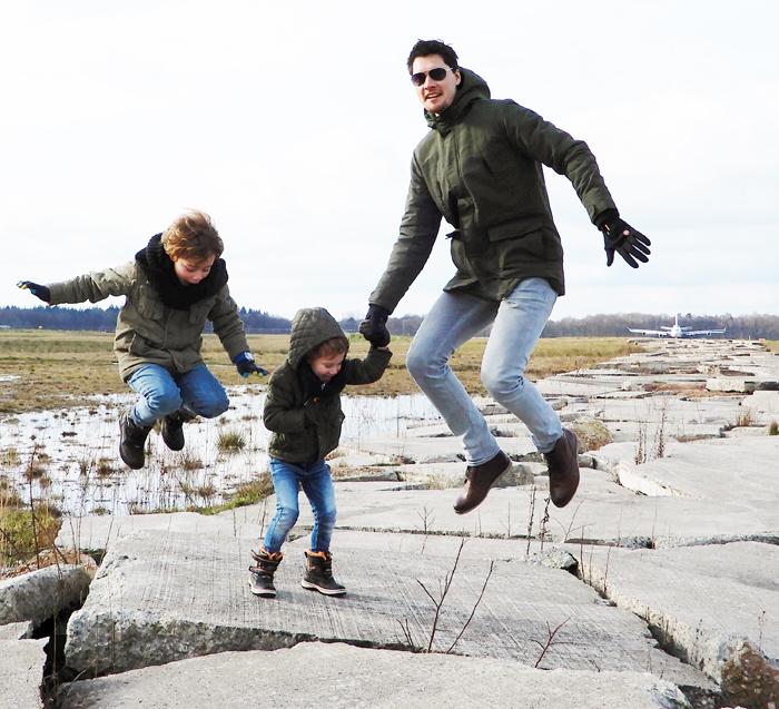 wandelen met kinderen, herfstwandeling, blog