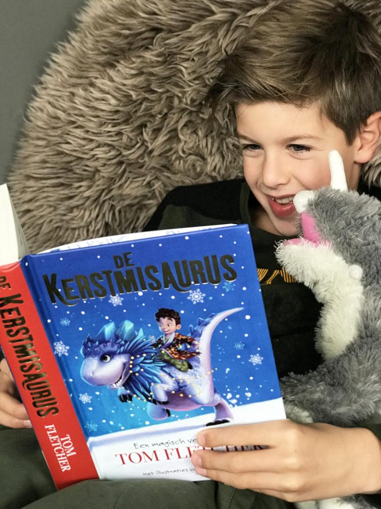 De kerstmisaurus, kerstboek, kerstverhaal, kinderboek