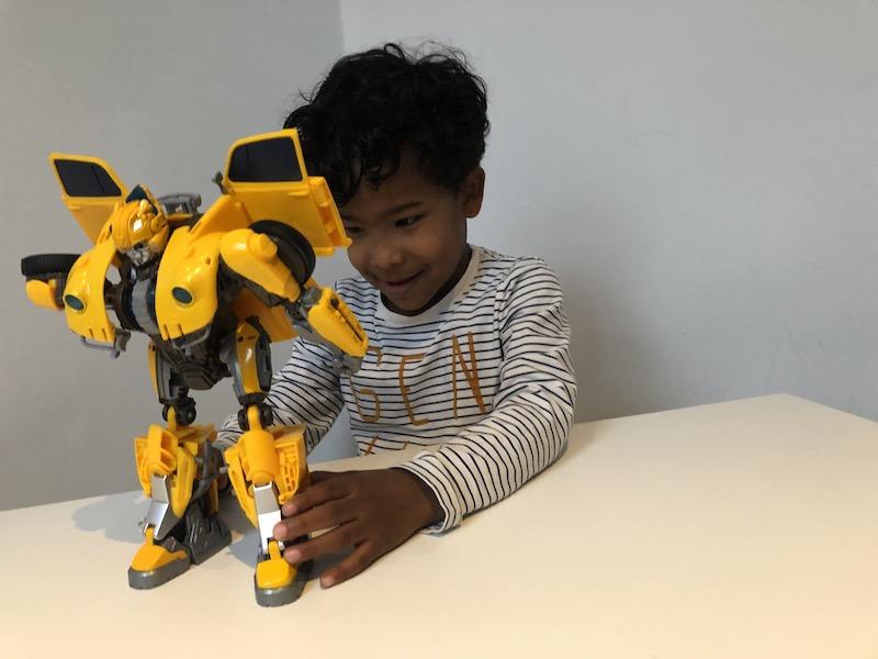 bumblebee, bumblebee speelgoed, jongensspeelgoed, stoer jongensspeelgoed, transformer