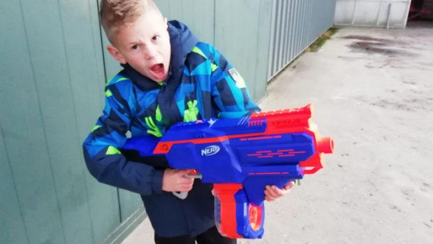nerf, nerf speelgoed, speelgoed pistool
